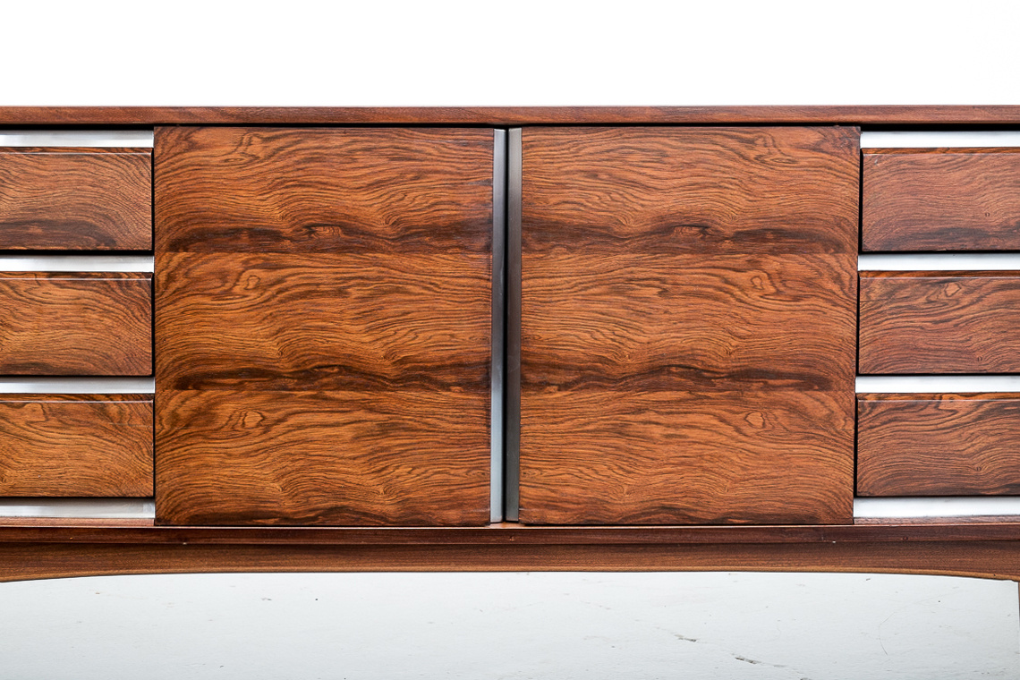 Mid-century Palisander Sideboard by ELLIOTTS OF NEWBURY