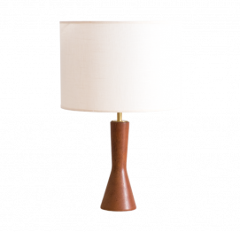 Scandinavian teak Table Lamp