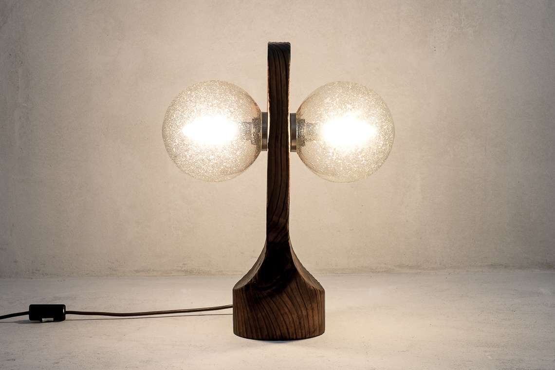TABLE LAMP type 17 FROM TEMDE AG