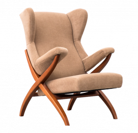 Armchair Fiorenza by Franco Albini for Arflex