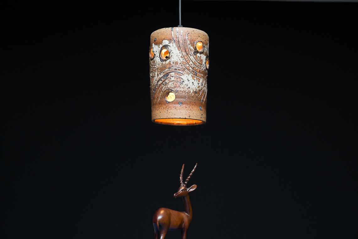 pendant light from Tingkeramik Følle Danmark