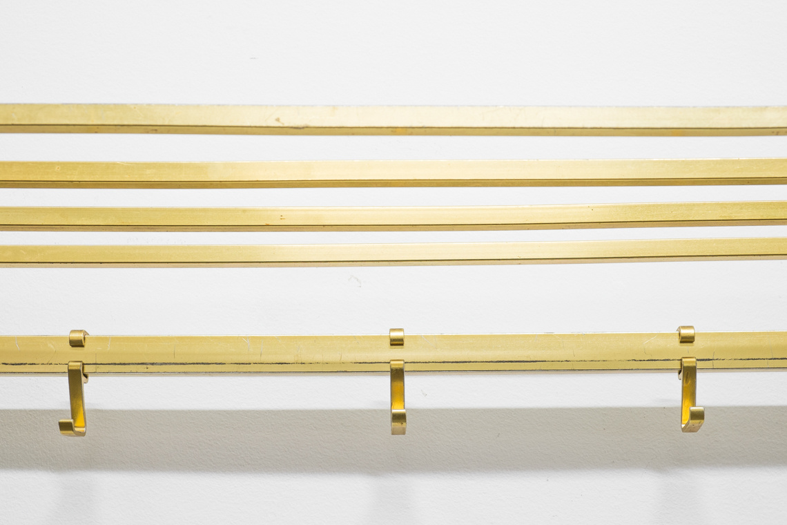 coat rack mid century