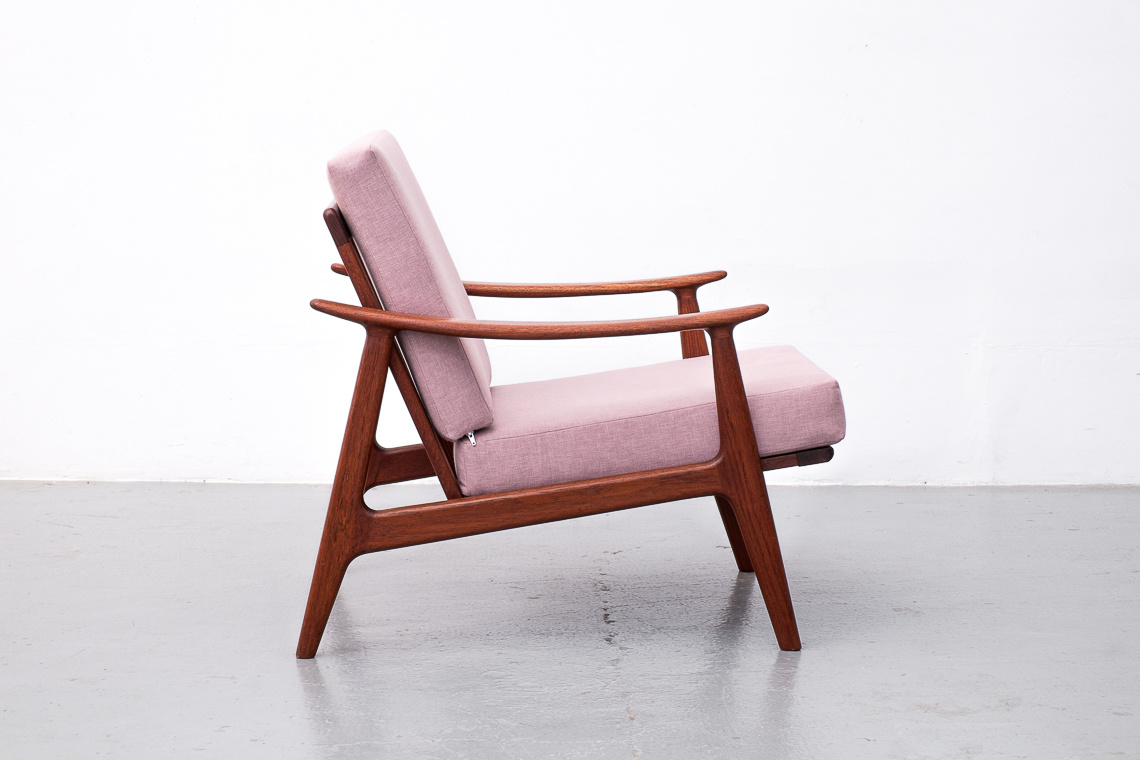 Mid-Century Danish teak Easy Chair