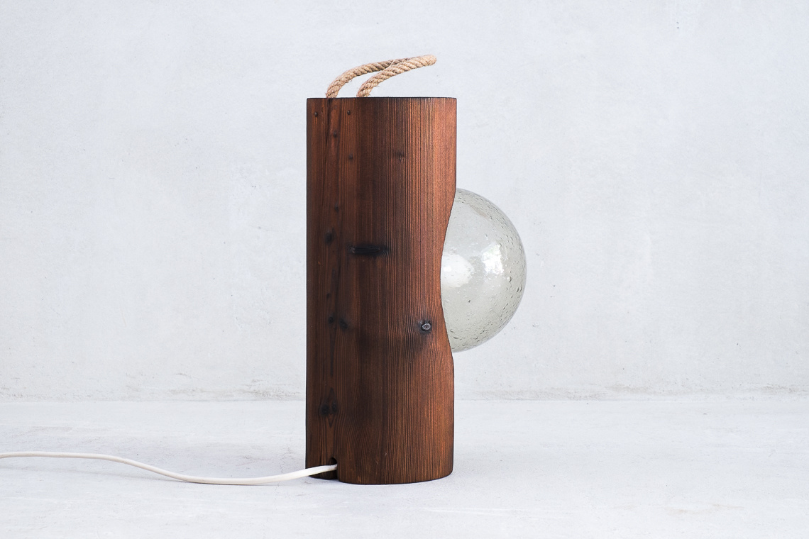 HANGING WALL LAMP OR TABLE LAMP FROM TEMDE AG