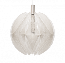 Large Pendant Lamp by Paul Secon for Sompex