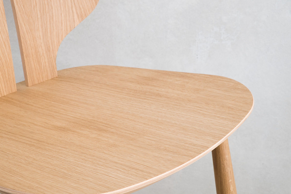 Chair J67 by Ejvind A. Johansson for FDB Møbler