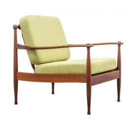 60's Danish arm chair
