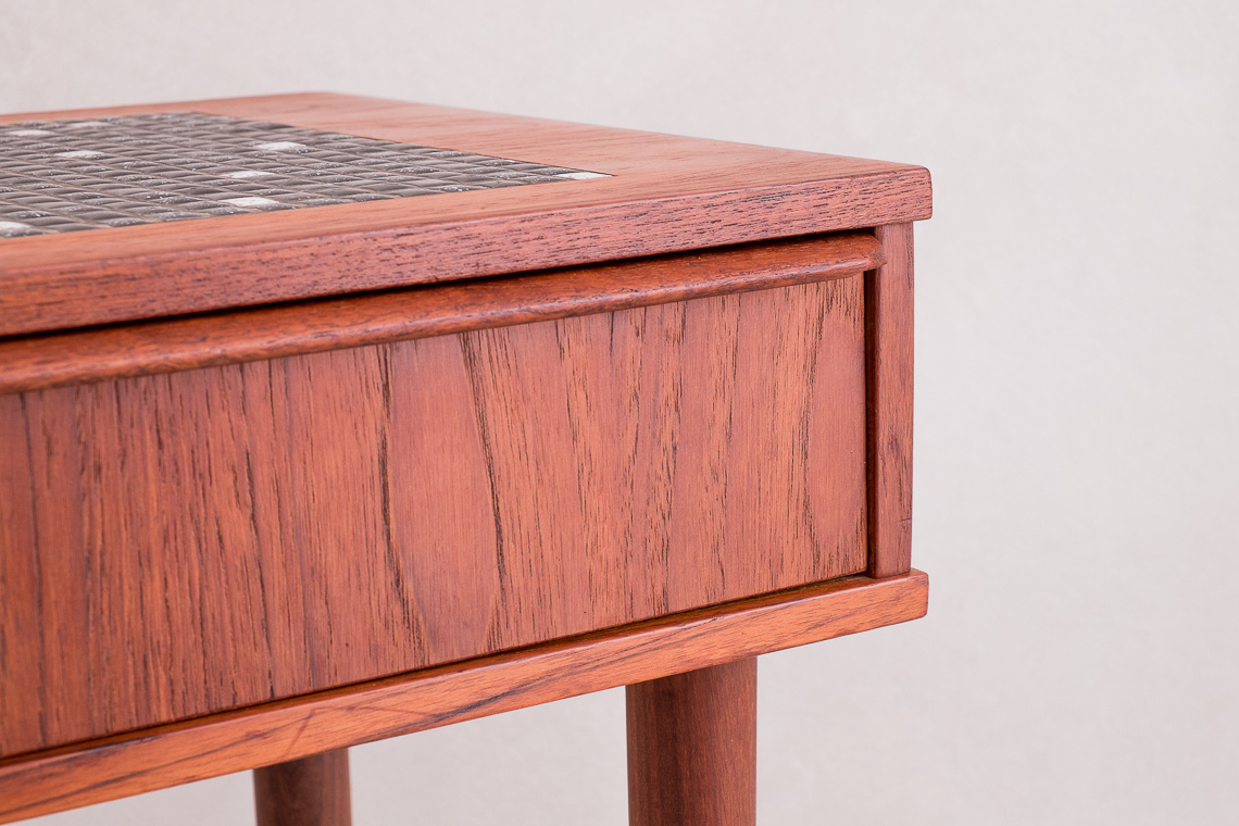 Mid Century CONSOLE TABLE MADE IN DENMARK