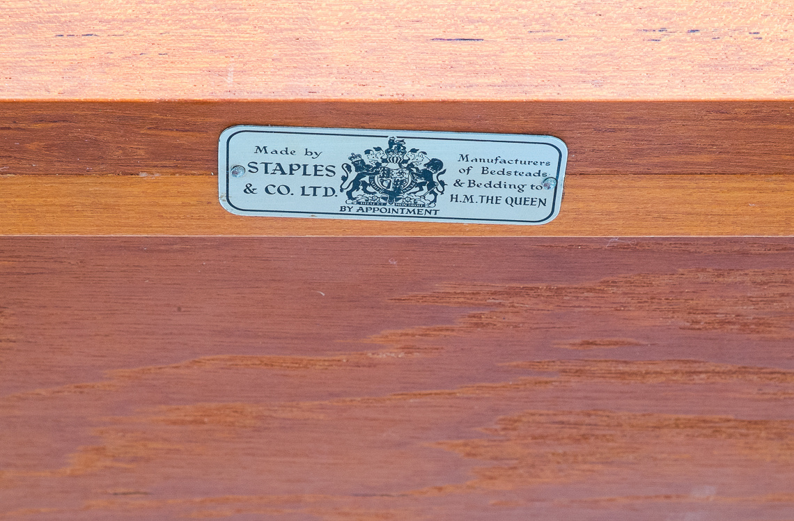 Mid Century  Service Trolley from Staples & co. Ltd.