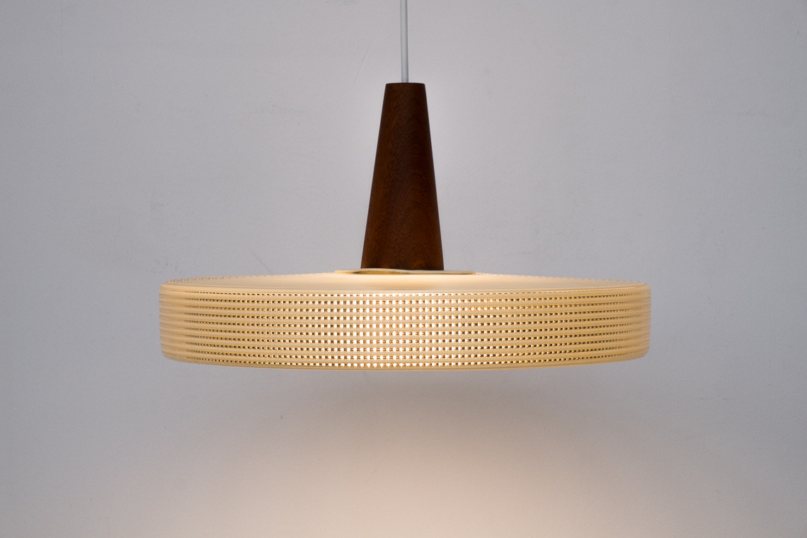 Hanging Light for Erco Lights W. Germany