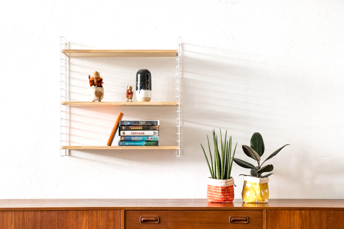 tomado wood shelf