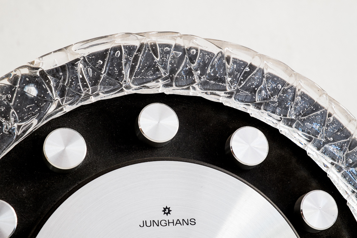 Wall Clock astra quartz by junghans