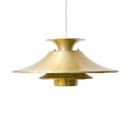GOLDEN ALUMINIUM Pendant Lamp from LJUSKÄR DENMARK