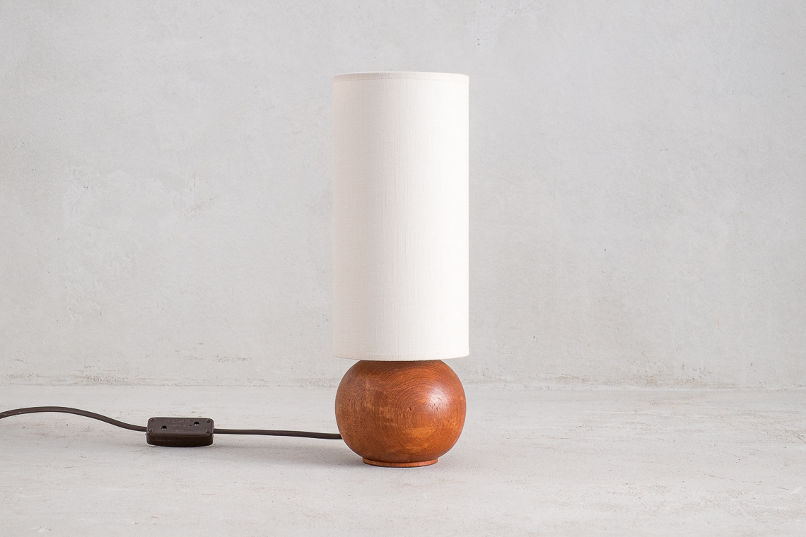 small desk lamp made in west germany
