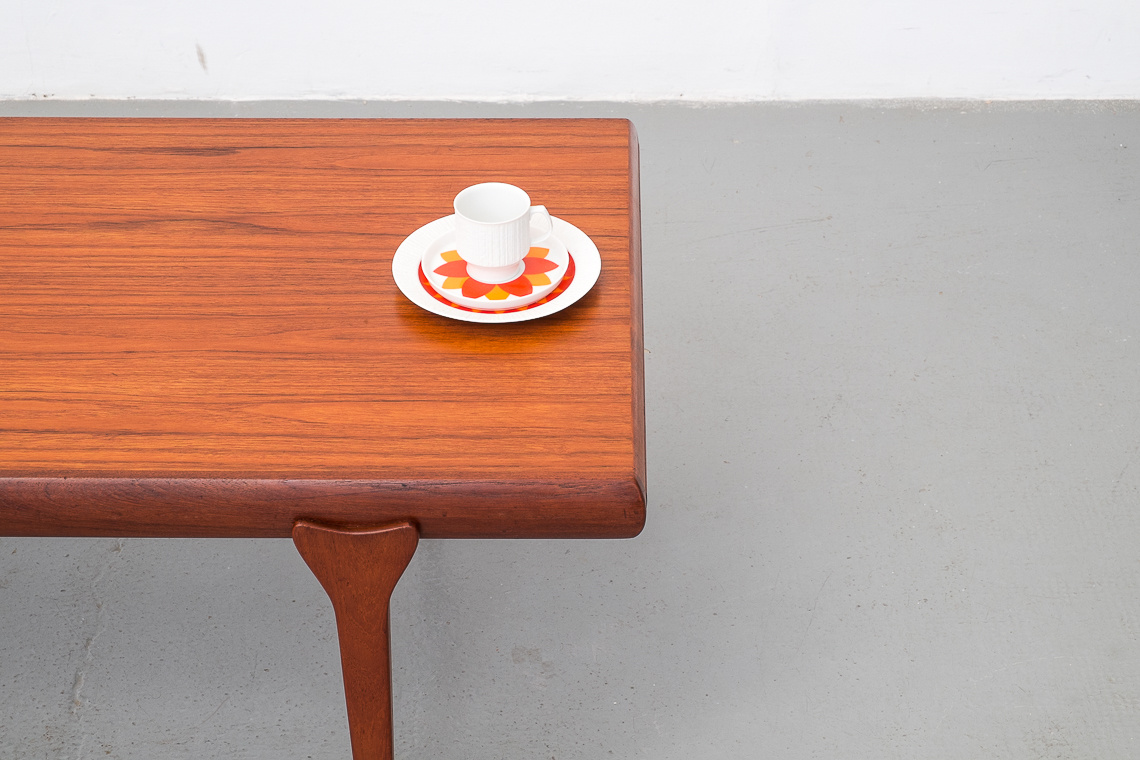 Coffee Table by Johannes Andersen for CFC Silkeborg