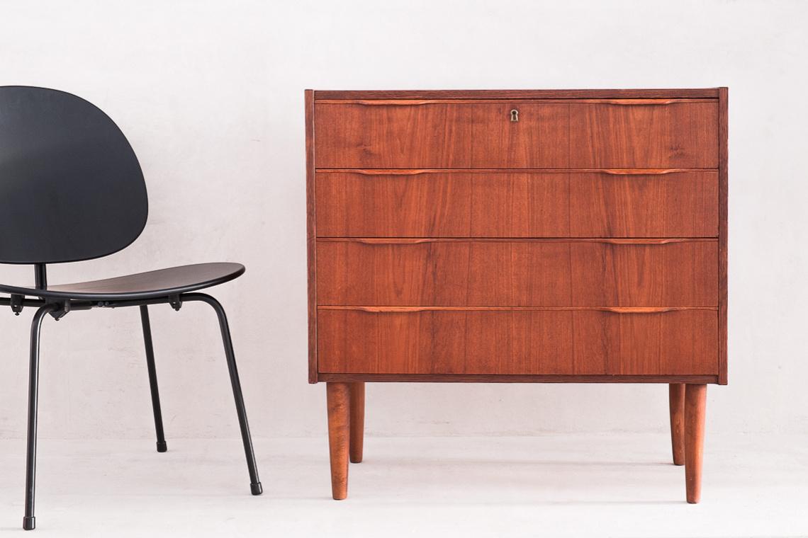 Danish chest of drawers
