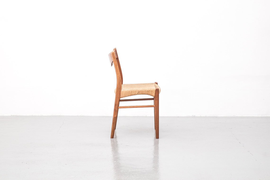Dining Chair by Arne Wahl Iversen for Glyngøre Stolefabrik