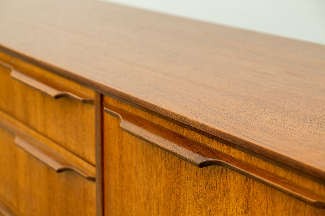 Amazing Vintage Teak Sideboard by Stonehill Furniture Ltd.