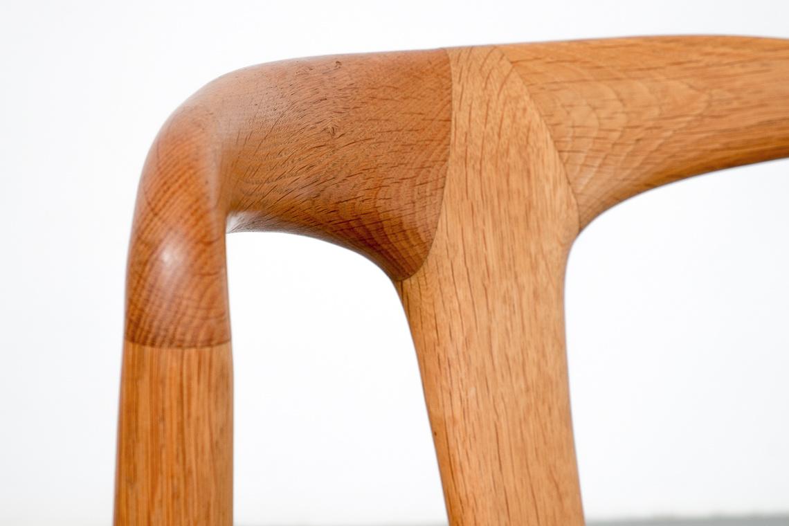 Set of 6 Juliane Dining Chairs by Johannes Andersen for Uldum Møbelfabrik