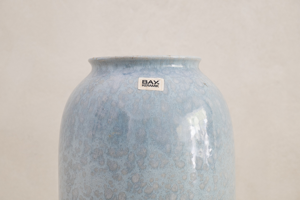 West German pottery VASE FROM BAY
