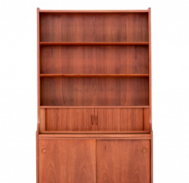 HIGH Secretary / Dresser by Johannes Sorth for Bornholm Mobelfabrik