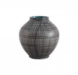 German Ceramic Vase from Carstens