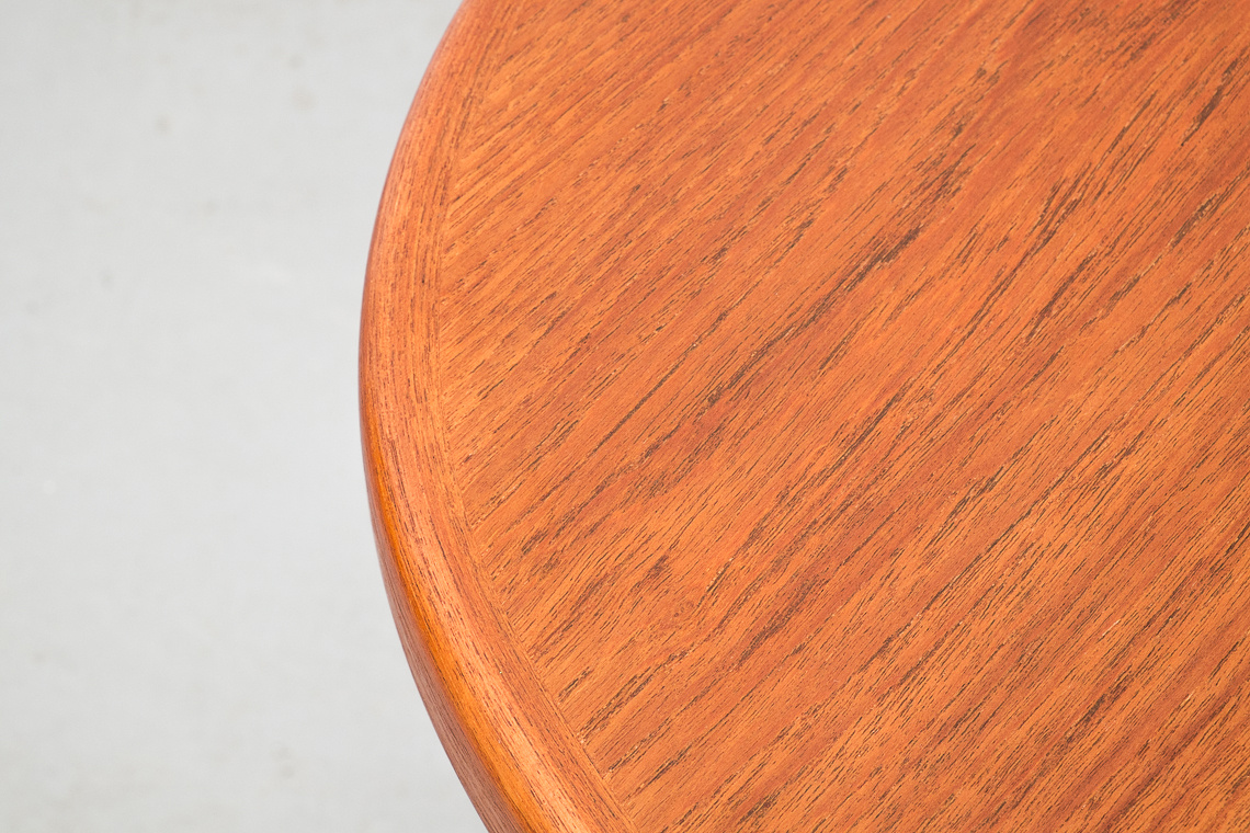 teak extending Dining table by Oluf Th. Larsen for NBM