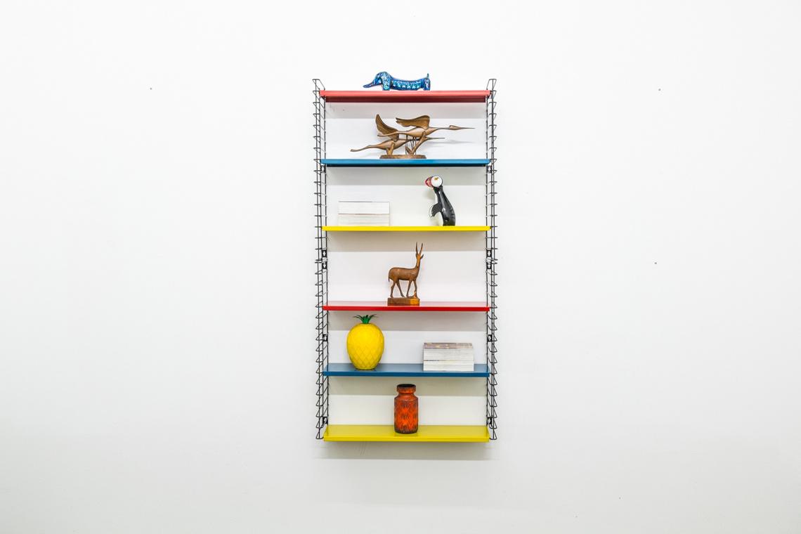 Modular Wall Unit by Adriaan Dekker for Tomado