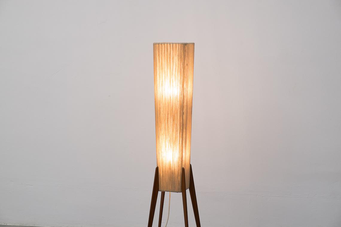 Danish Rocket Floor Lamp