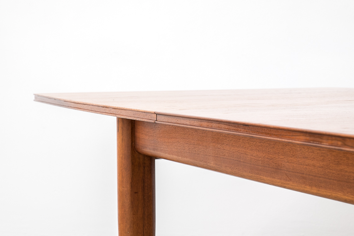 AH McIntosh Extendable Teak Dining Table