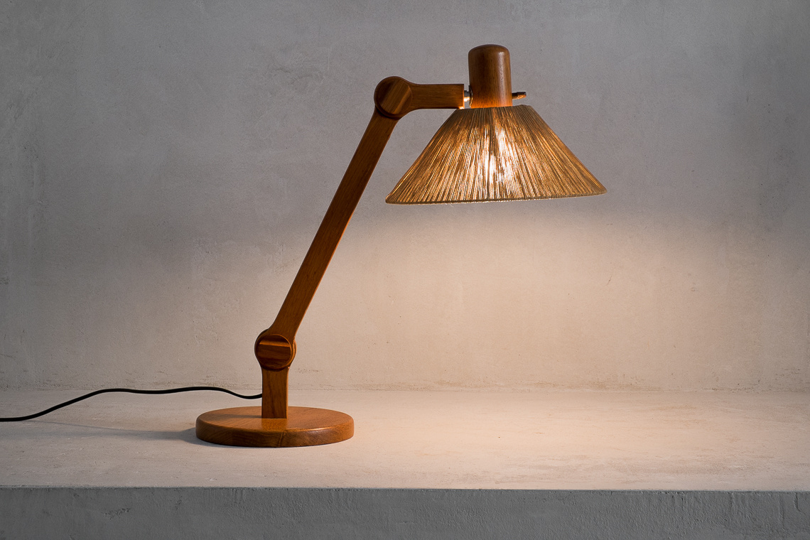 SWISS TABLE LAMP TYPE 30 OF TEMDE