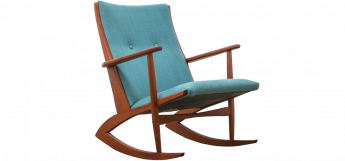 Georg Jensen Rocking Chair