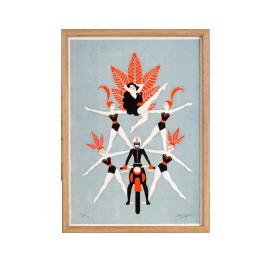 Motorbike Acrobats