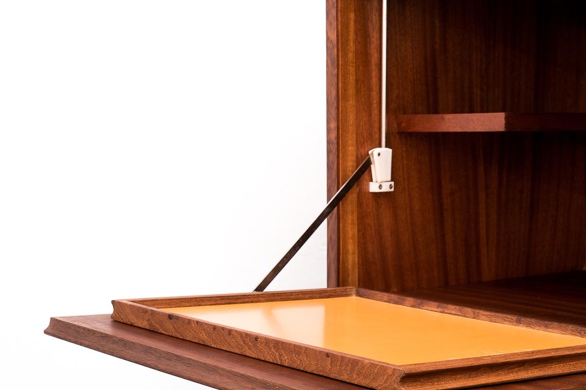 Mid-Century Modern Teak Sideboard by White & Newton
