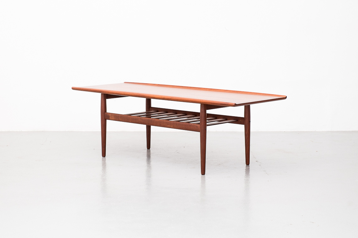Coffee Table by Grete Jalk for Glostrup Møbelfabrik