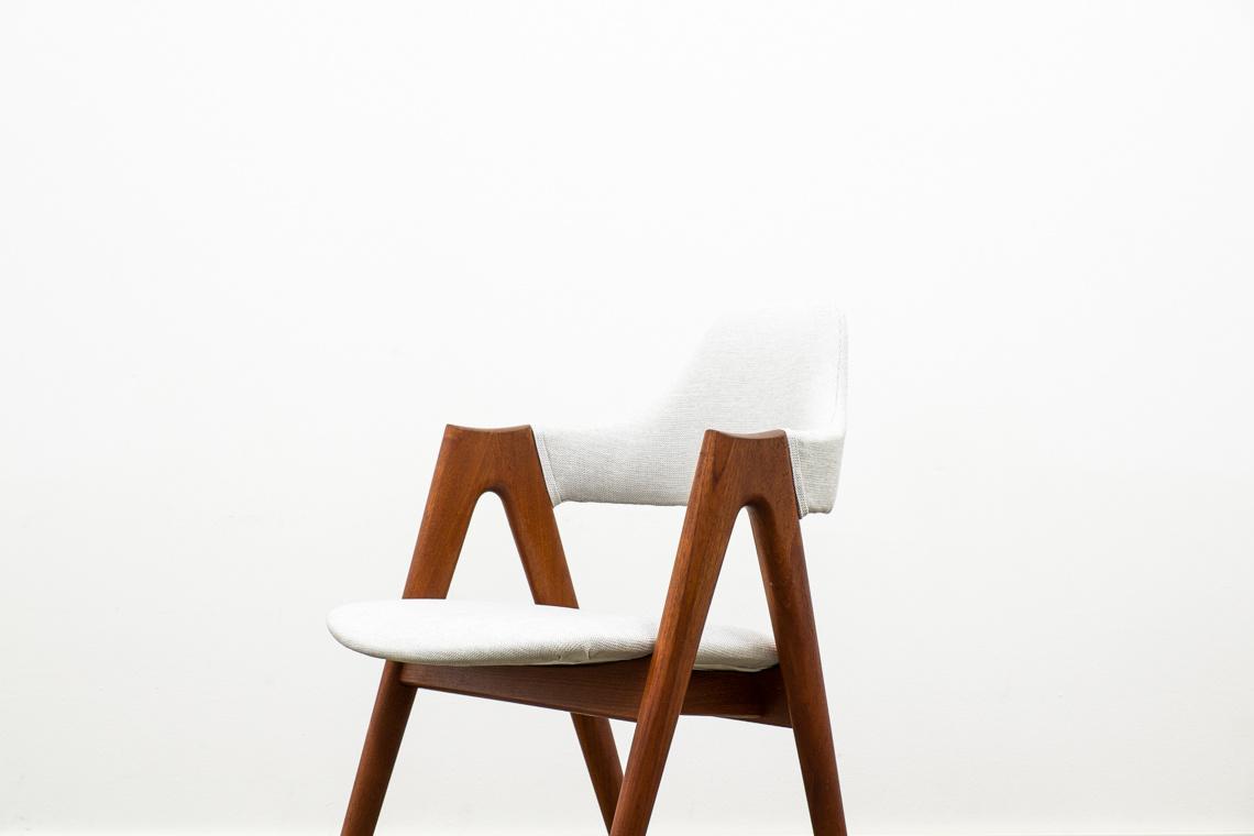 Compass Dinning Chair by Kai Kristiansen for Sva Møbler