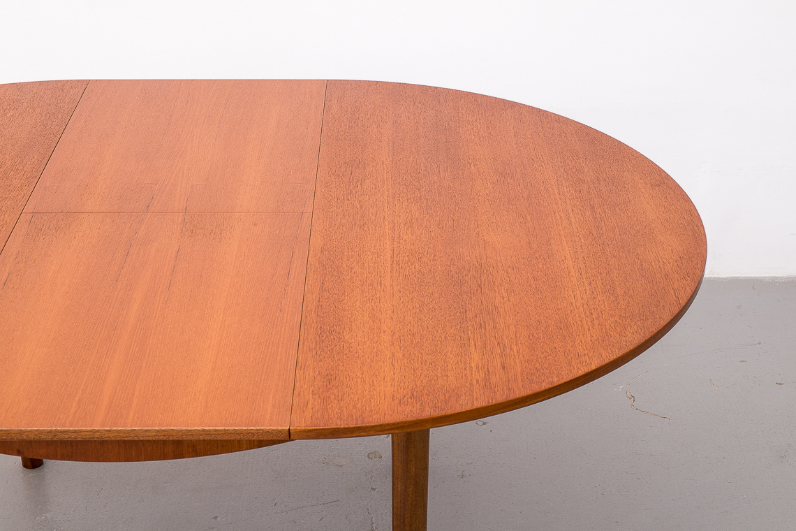 Extendable dinning table from A.H. Mcintosh & Co.