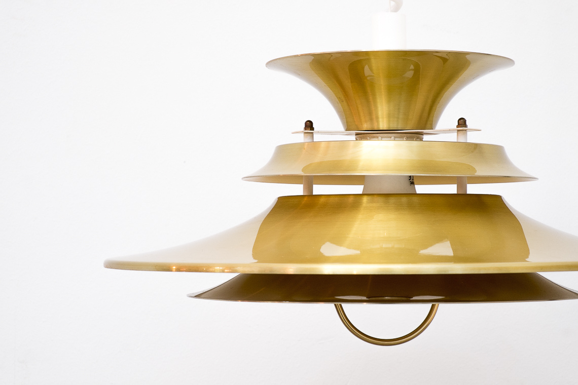 Danish extendable ceiling Lamp