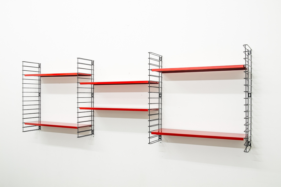 Modular Wall Unit by Adriaan Dekker for Tomado