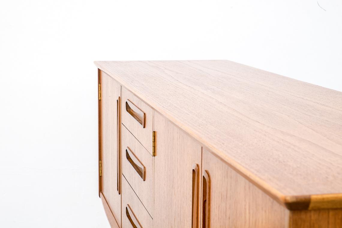 Mid Century Modern Teak Sideboard by Jentique Furniture