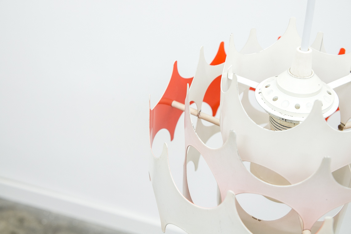 Lamp of VEB METALLDRÜCKER