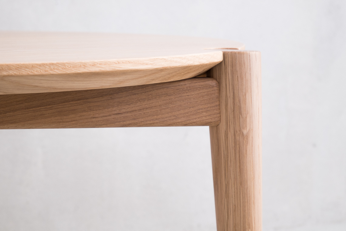 Coffee Table Søs (Ø 55cm) by Stine Weigelt for FDB Møbler