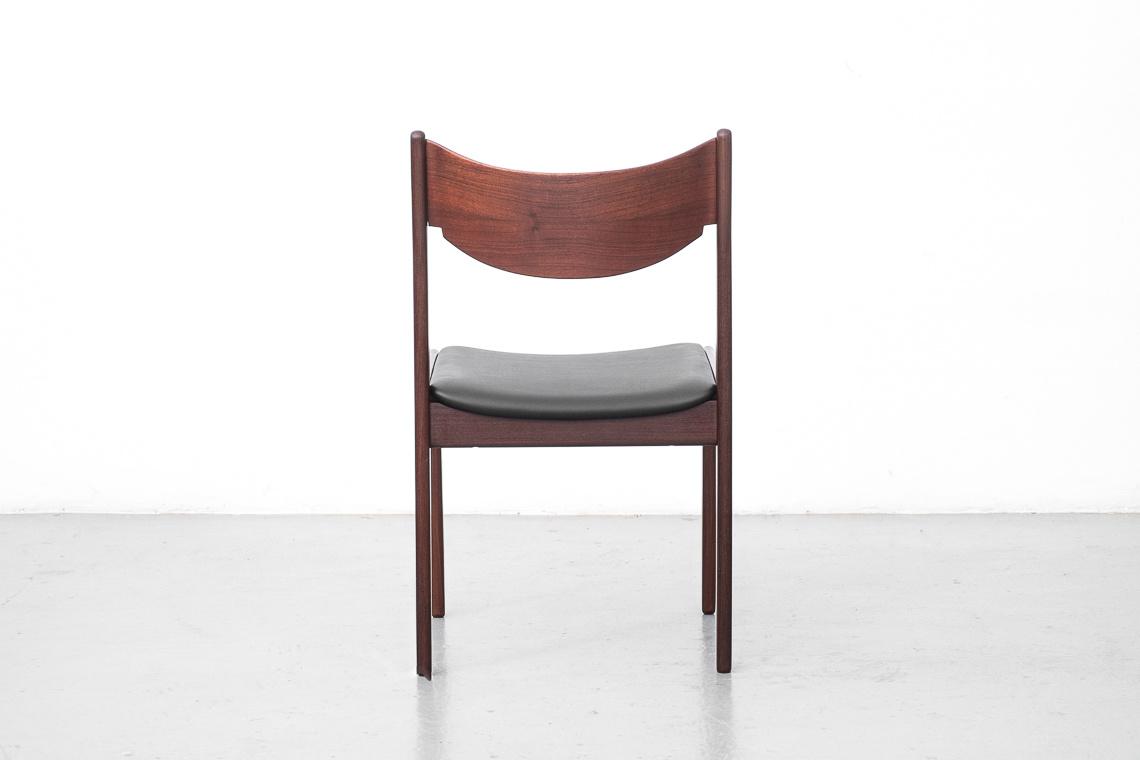 SET 4 chairs from Bjerringbro STOLEFABRIK DENMARK