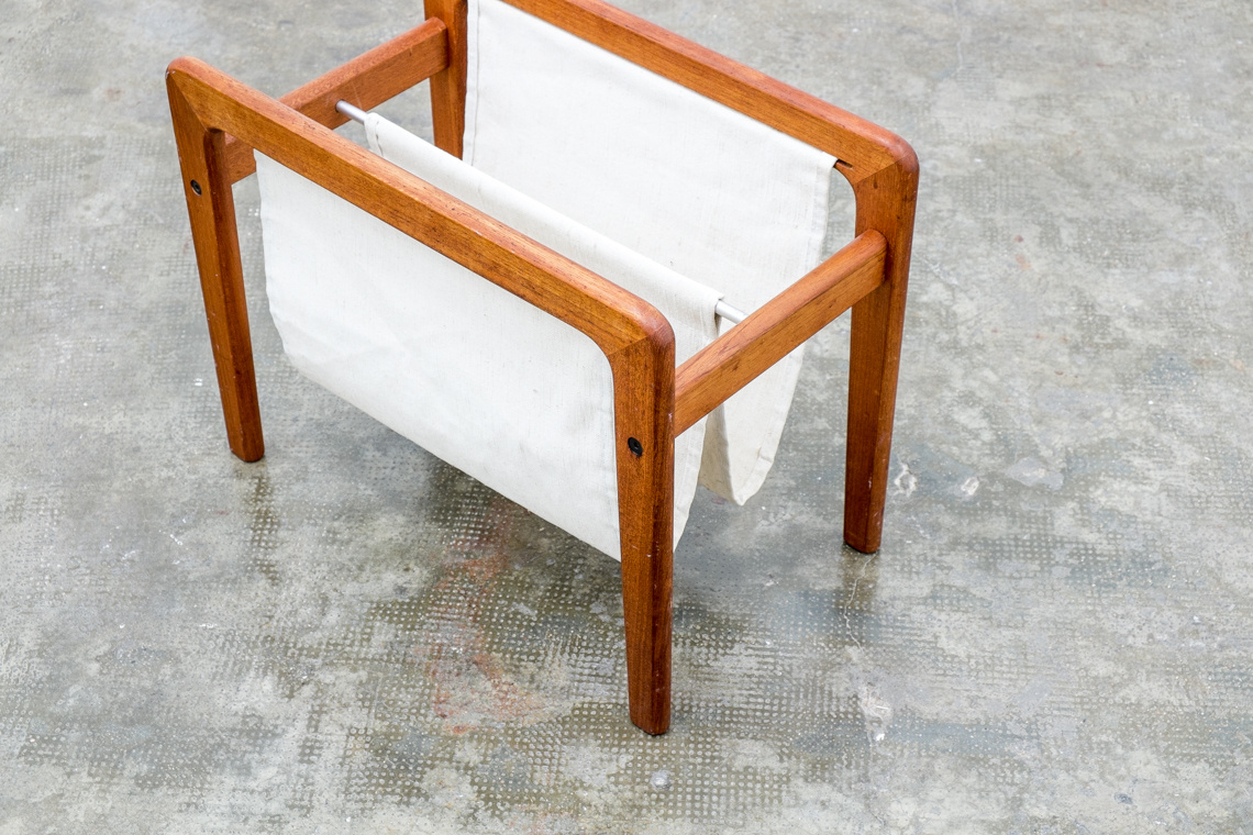 danish Magazine rack