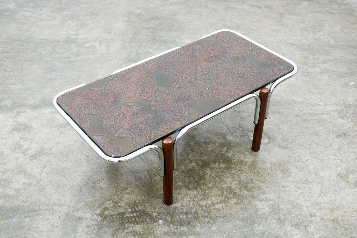 psicodelic coffee table