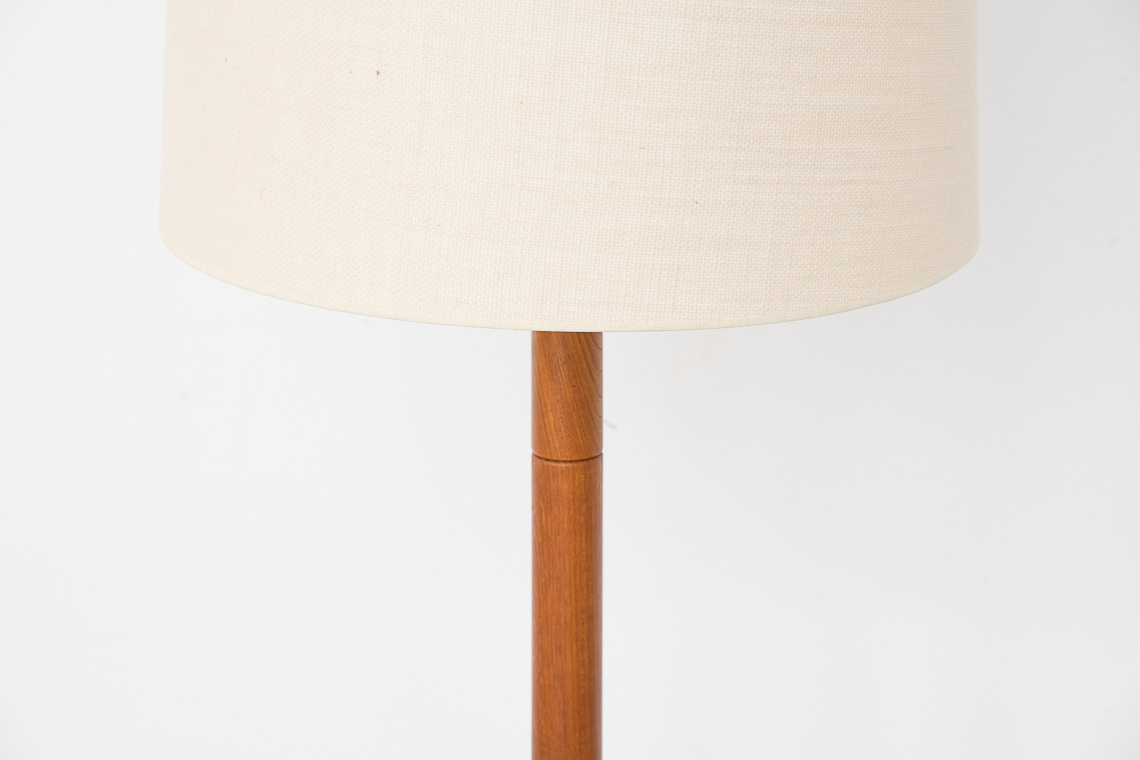 danish Floor lamp of DYRLUND