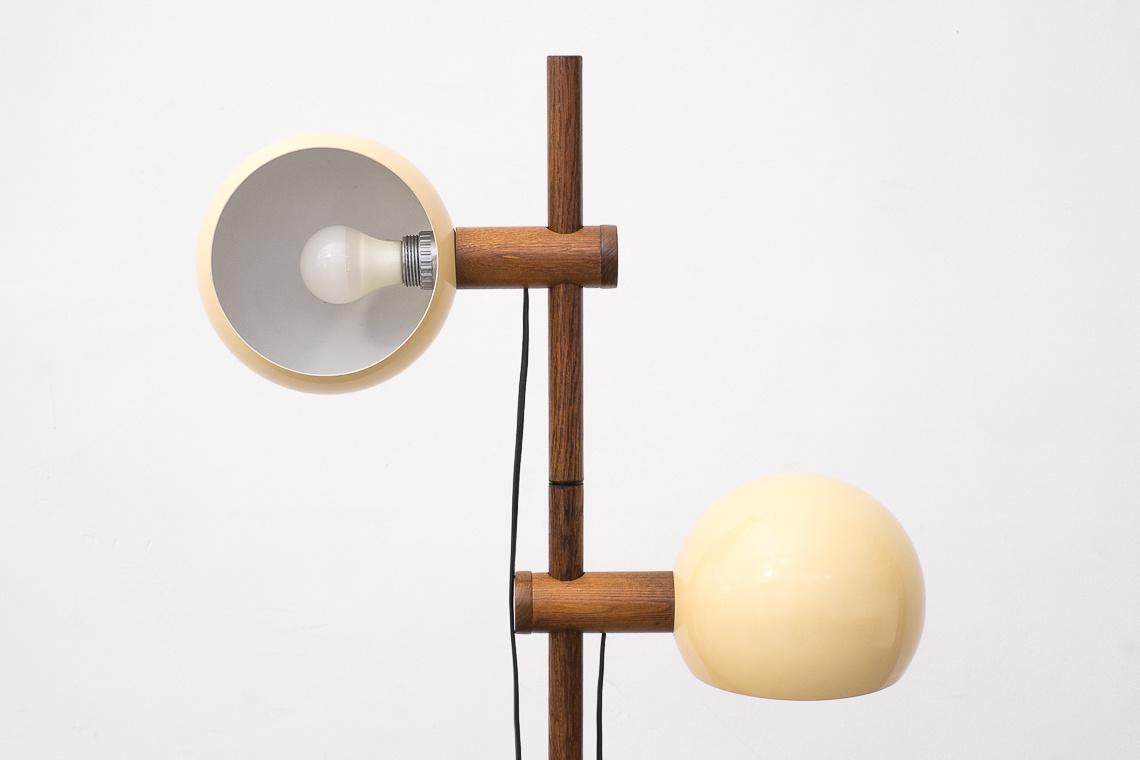 SWISS FLOOR LAMP MODEL 181 FROM TEMDE