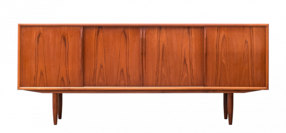 TEAK SIDEBOARD BY AXEL CHRISTENSEN FOR ACO MØBLER