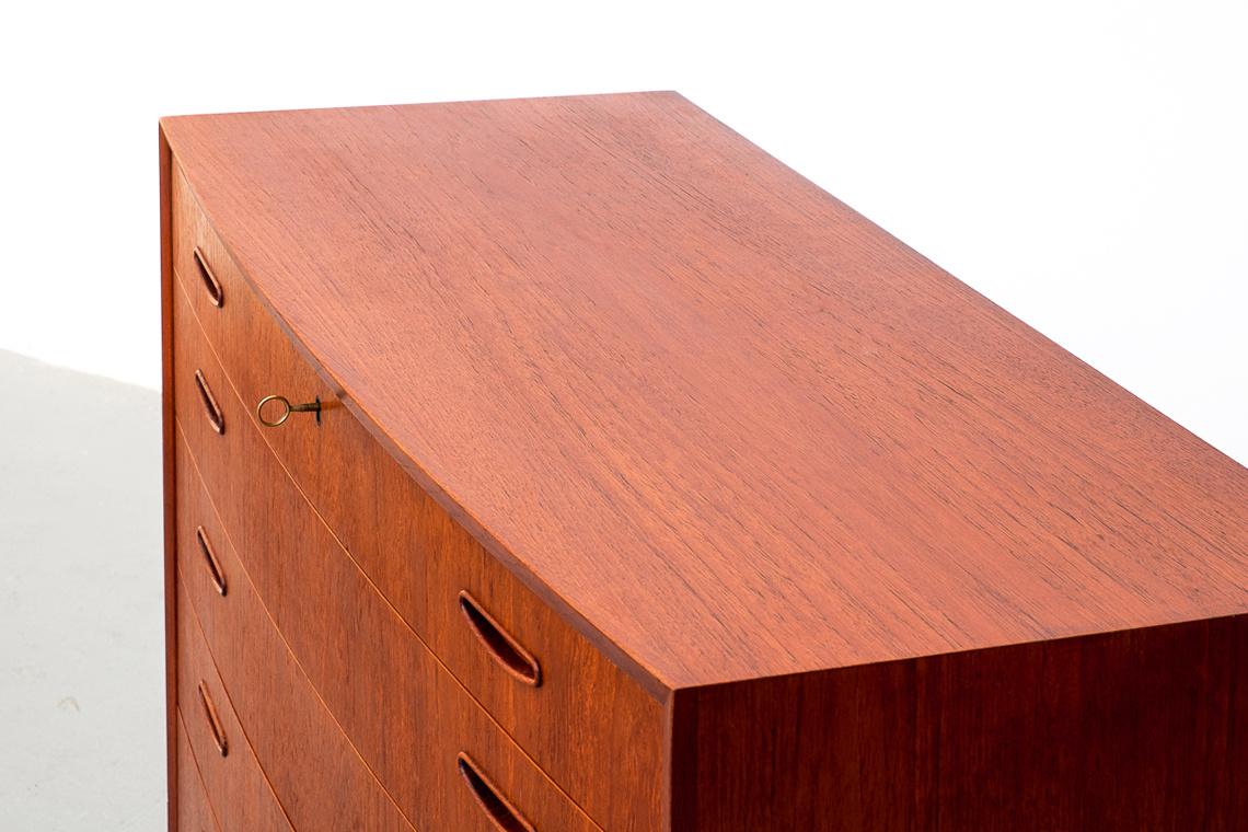 Mid-century Danish chest drawer