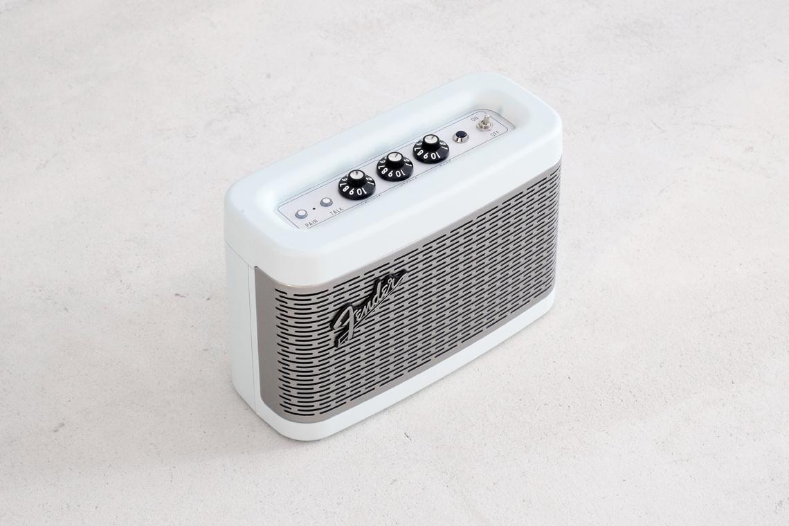Fender Newport blue Bluetooth speaker